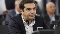 Tsipras Speaks At EU Parliament