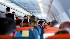 avion zbor easyjet pasageri