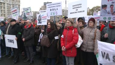 proteste medici de familie