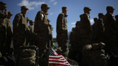1st Infantry Division Soldiers Return Home To Fort Knox From Afghanistan