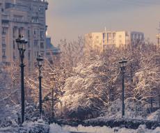 zapada meteo ninsoare bucuresti iarna frig