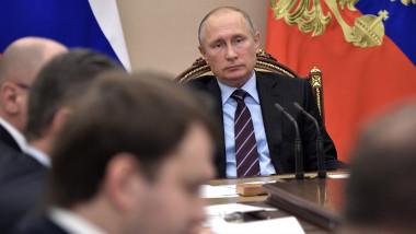 putin ganditor - kremlin