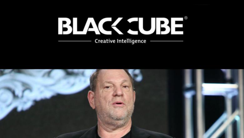 black cube weinstein