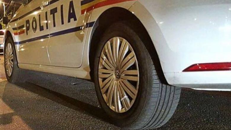 masina politie, ideal pentru accidente