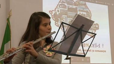 copil flaut