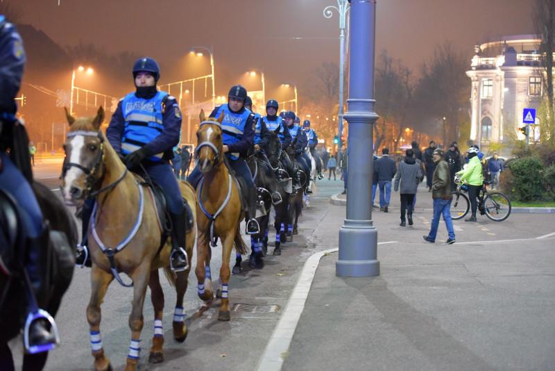 protest politie calare - florin dragusin