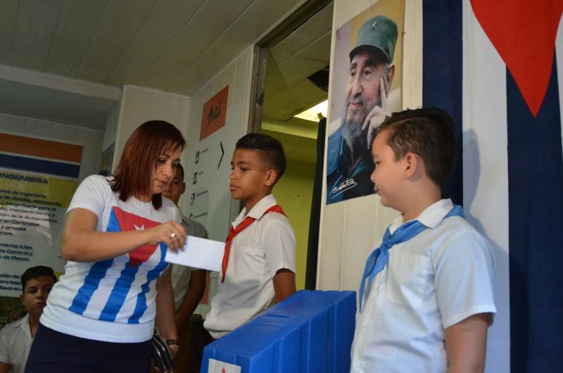 vot cuba - presa cubaneza