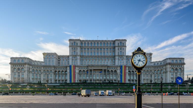 vreme frumoasa palatul parlamentului