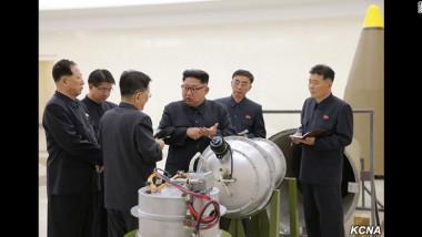nuclear kim