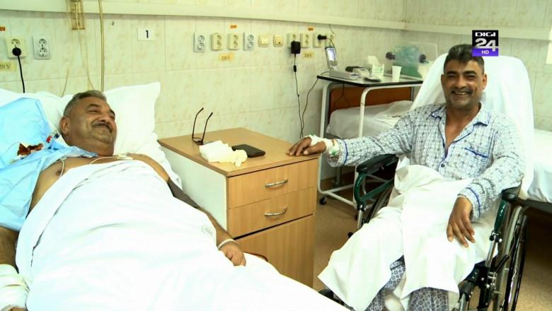 transplant rinichi frati gemeni
