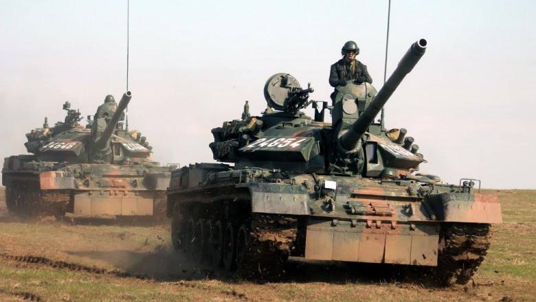 militari romani pe tanc - eugen mihai fb mapn