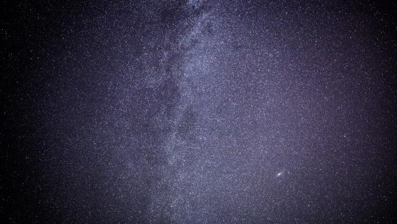 univers cosmos materie intunecata stele calea lactee