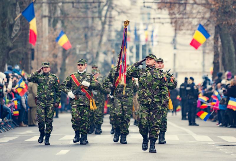 1 DECEMBRIE 2017, ZIUA NAȚIONALĂ A ROMÂNIEI parada militară