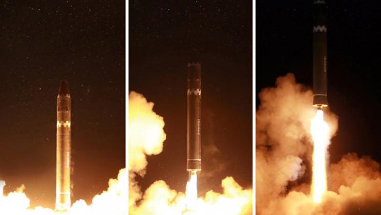 colaj racheta coreea