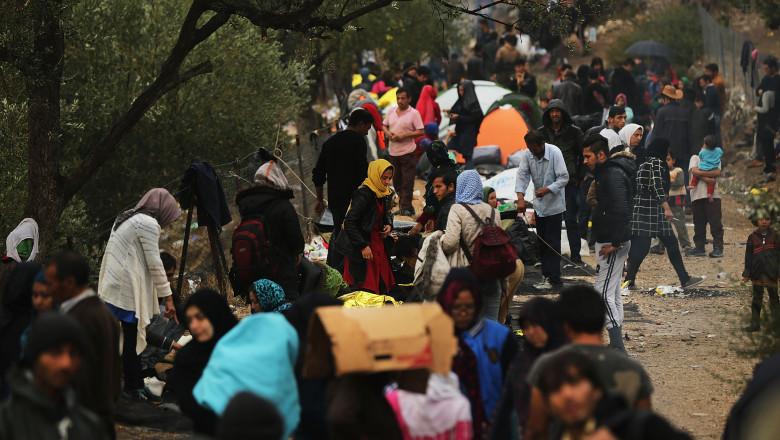 refugiati, imigranti
