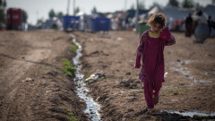 Refugees Crisis In Northern Iraq Continues As Winter Closes In