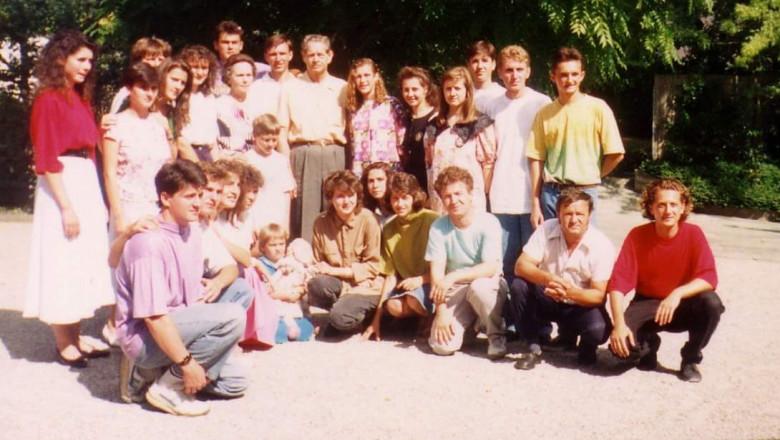 intalnire tineri romani Regele Mihai Elvetia 2003 4 051217