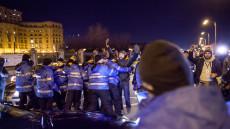 BUCURESTI - PROTEST - LEGILE JUSTITIEI