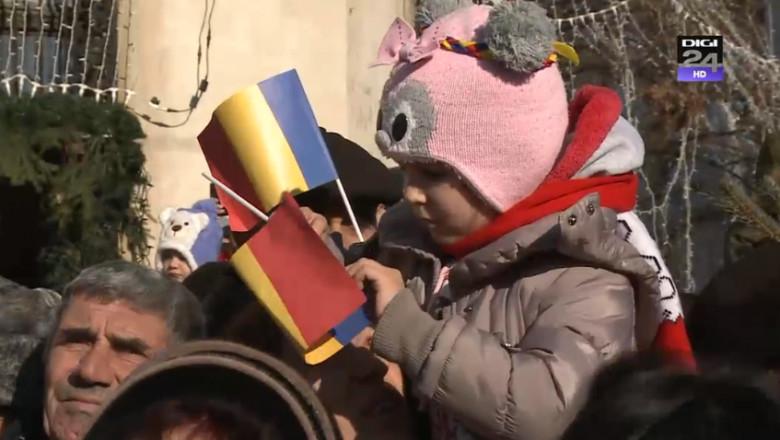 copil steaguri parada