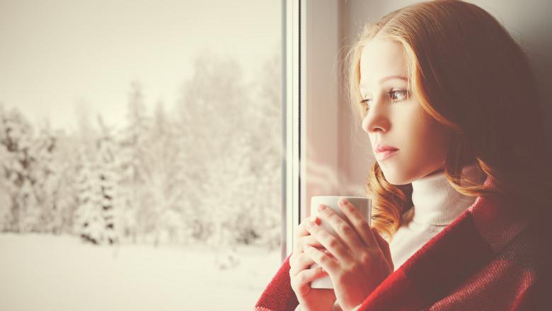 iarna bautura calda frig tristete anxietate