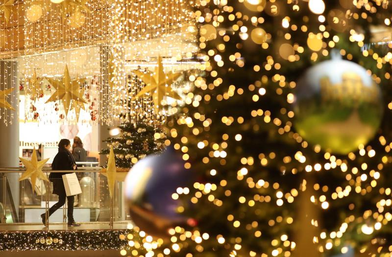 Christmas Shopping And Atmosphere Underway In Berlin