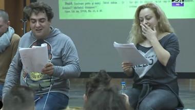 actori elevi