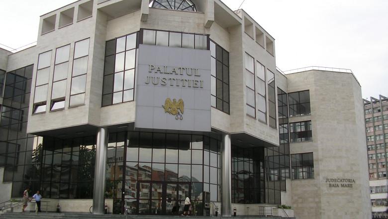 Palatul de Justitie Baia Mare