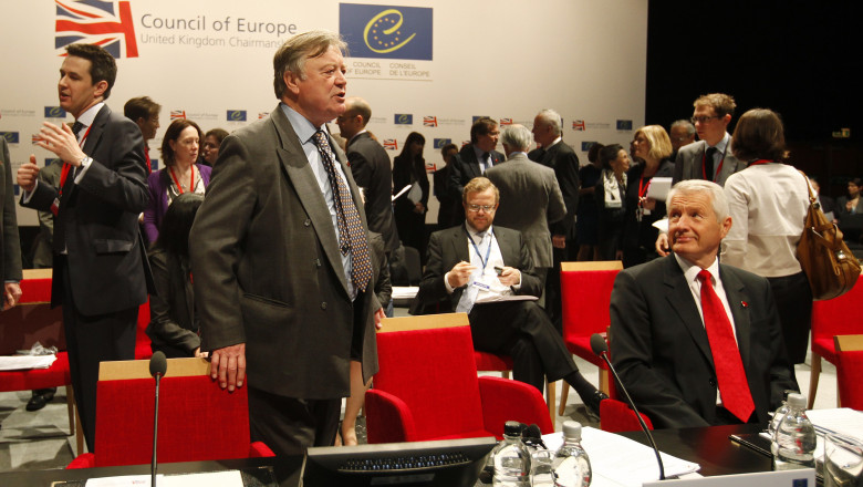 Ministers And Officials Attend A Conference On The Future Of The European Court Of Human Rights