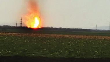 explozie gaz viena