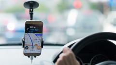 uber taxi masina