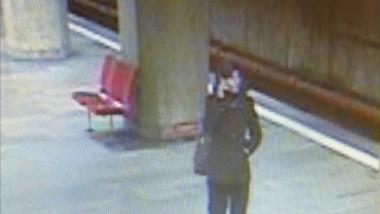 captura suspecta femeie impinsa la metrou 121217