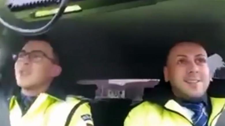 politisti colind