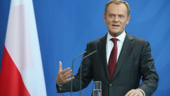 Merkel And Tusk Meet As Ukraine Tensions Rise
