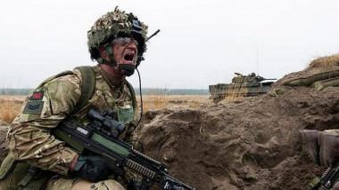 soldati britanici