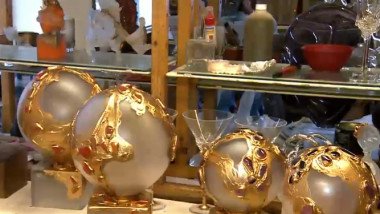 globuri foita de aur