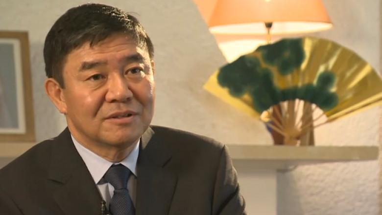 ambasador japonia