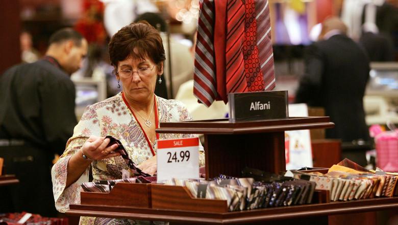 Commerce Secretary Gutierrez Meets With Retail CEOs In New York