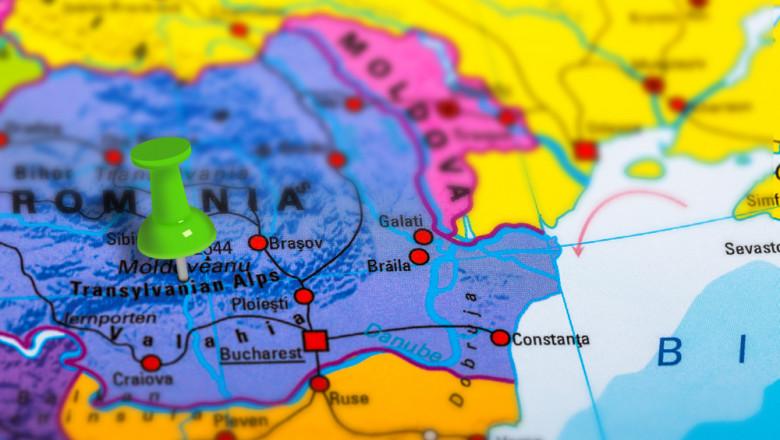 harta transilvania