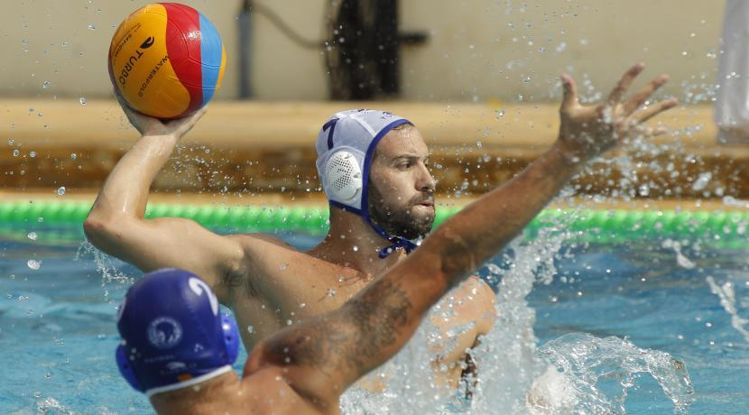 POLO. Spaniolul Marc Roca a revenit la antrenamentele CSM Digi