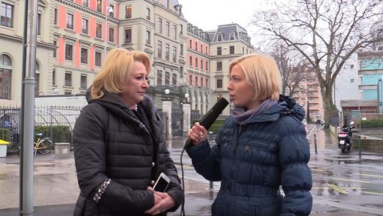 gafa viorica dancila interviu