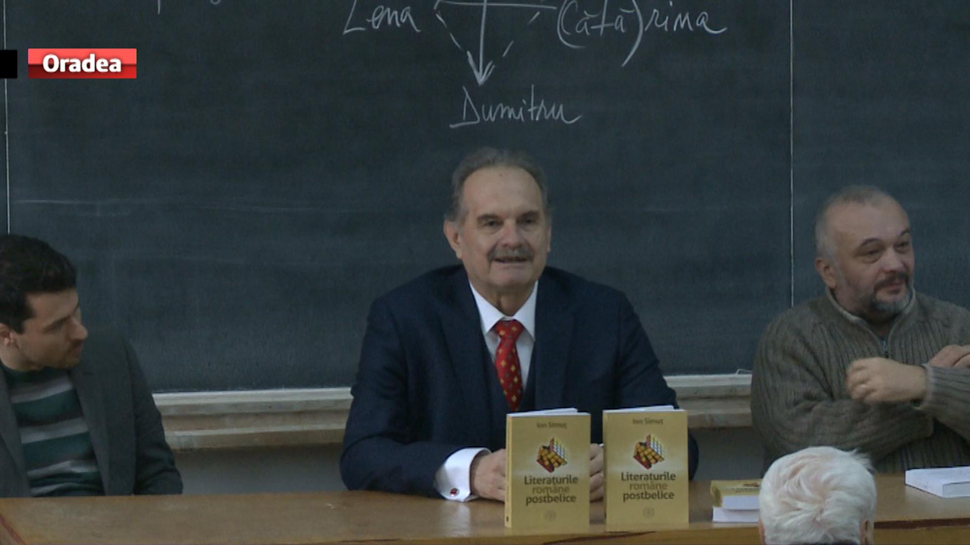 Literaturi romane postbelice - cartea care trateaza 50 de ani de literatura autohtona