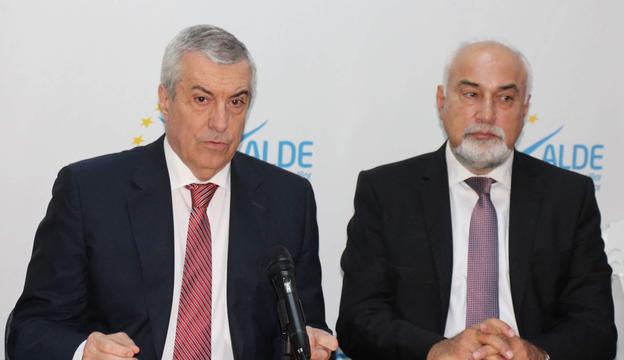 "Vosganian: Dancila sa-si asume ""clar"" prioritatile ALDE, inaintea votului final"