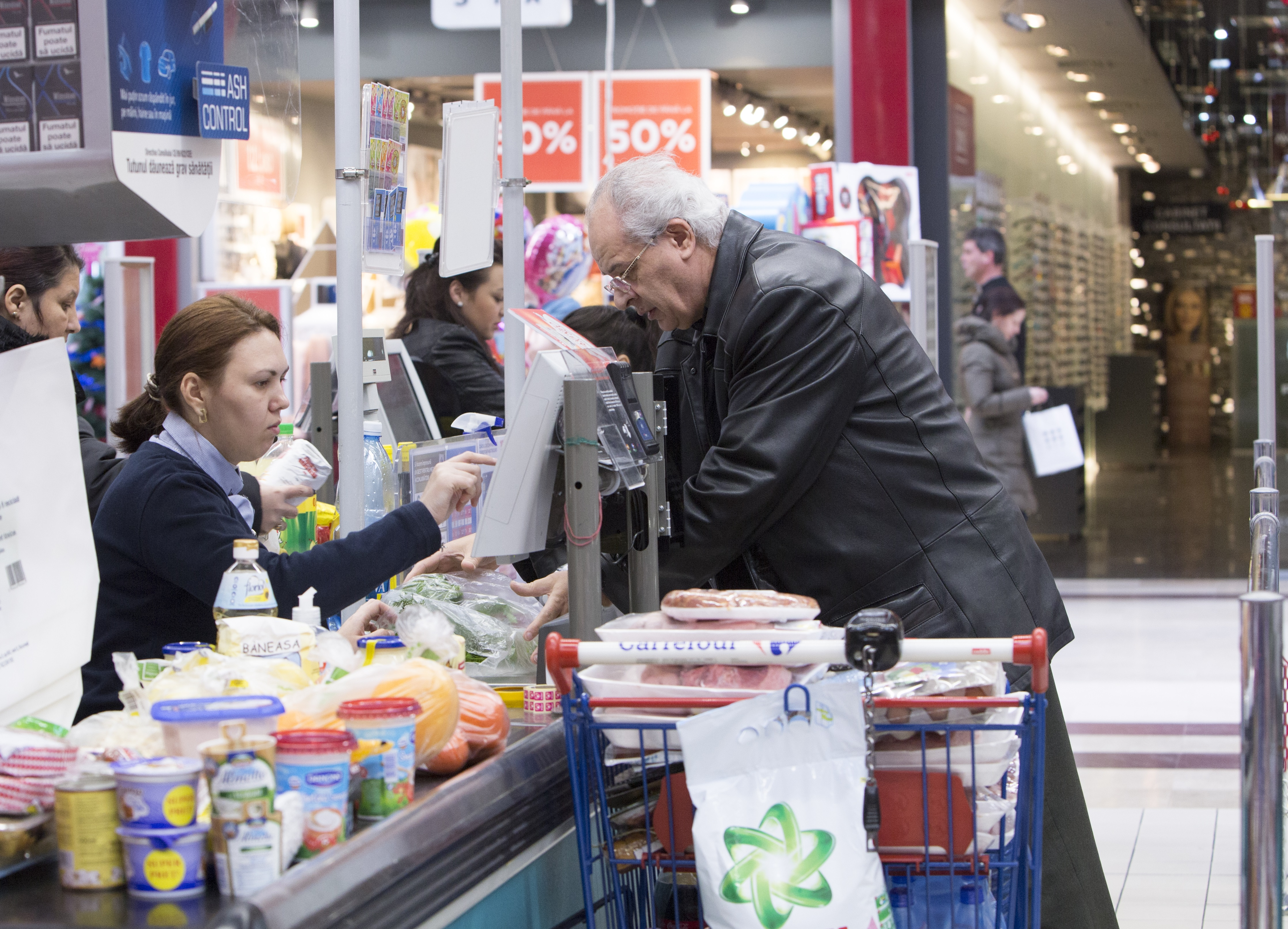 Romania, a treia cea mai mare inflatie anuala din UE