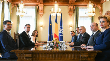 consultari cotroceni dragnea alde iohannis 17 ian - presidency