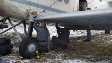 avion imigranti ungaria 1 - politia