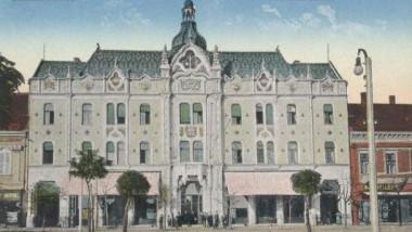 hotel dacia 1911