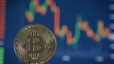 Bitcoin. Imagine ilustrativă.