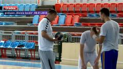 sport handbal reunire