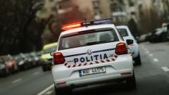 masina de politie in trafic_fb politia romana