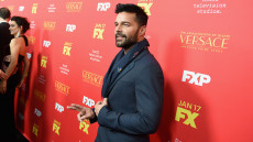 """Premiere Of FX's """"The Assassination Of Gianni Versace: American Crime Story"""" - Red Carpet"""